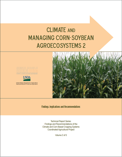Climate and Managing Corn-Soybean Agroecosystems, Vol. 2 of 5