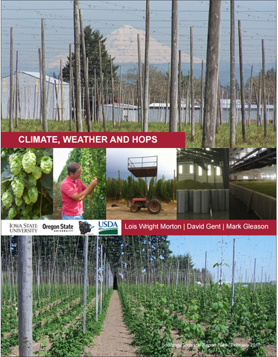 Climate, Weather and Hops