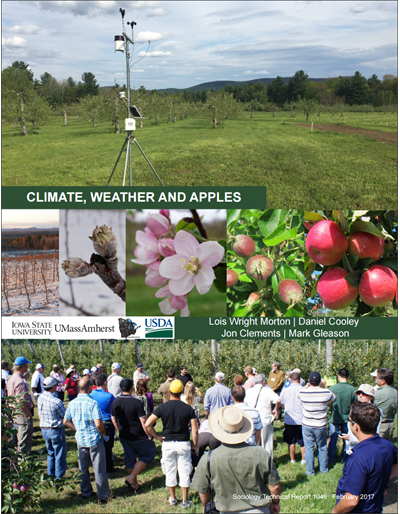Climate, Weather and Apples