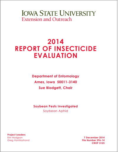 2014 Yellow book for soybean aphid