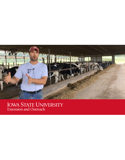 Beginning Dairy Farmer Video Series - Gibbs Dairy - Part 1