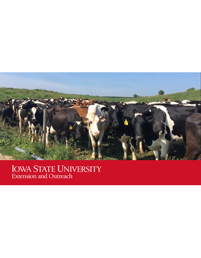 Beginning Dairy Farmer Video Series - Gaul Dairy - Part 5