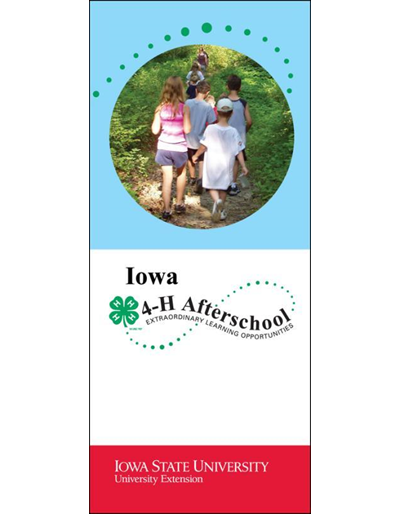 Iowa 4-H Afterschool -- Extraordinary Learning Opportunities