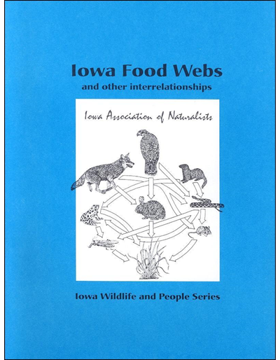 Iowa Food Webs and other interrelationships -- Iowa Wildlife and People Series