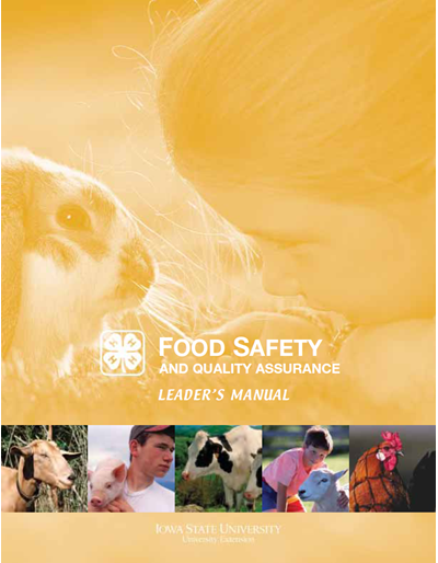 Food Safety and Quality Assurance -- Leader's Manual