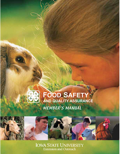 Food Safety and Quality Assurance -- Member's Manual