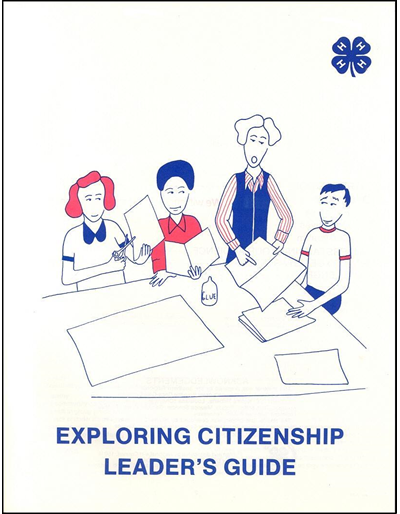 Exploring Citizenship -- Leader's Guide