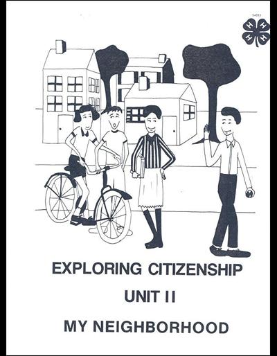My Neighborhood -- Exploring Citizenship Unit II