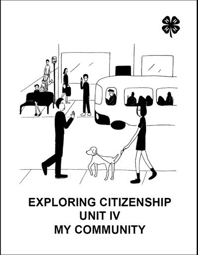 My Community -- Exploring Citzenship Unit IV