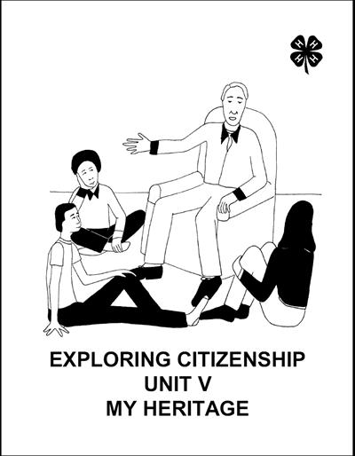 My Heritage - Citizenship - Year 5