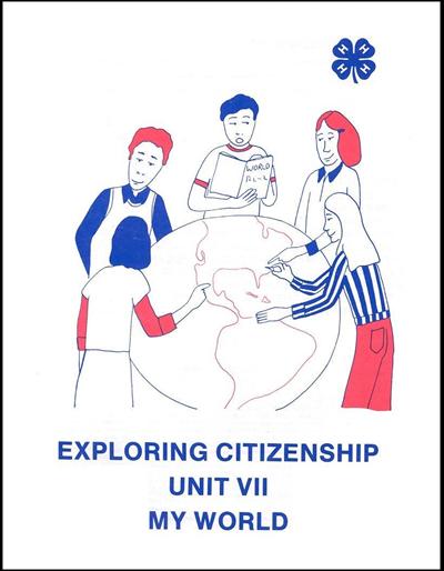 My World -- Exploring Citzenship Unit VII (Youth) for Seniors -- Year 7