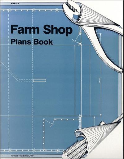 Farm Shop Plans