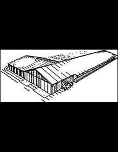 Dairy Barn, 64 Free Stalls