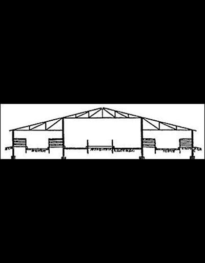 86' Dairy Barn, 206 Free Stalls
