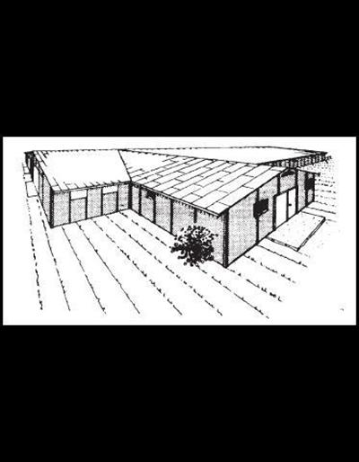 20' X 20' Milkhouse