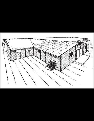 24' X 20' Milkhouse