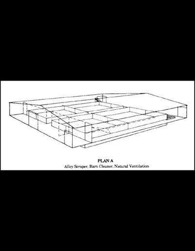 40 X 72 Feeder Lamb Confinement Barn