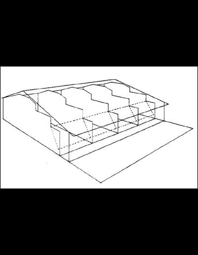 Bulk Fertilizer Storage - 40'x48' Post Frame