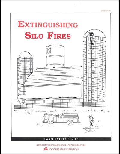 Extinguishing Silo Fires