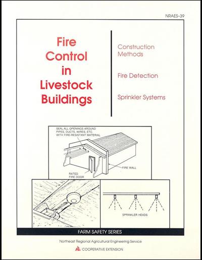 Fire Control in Livestock Buildings