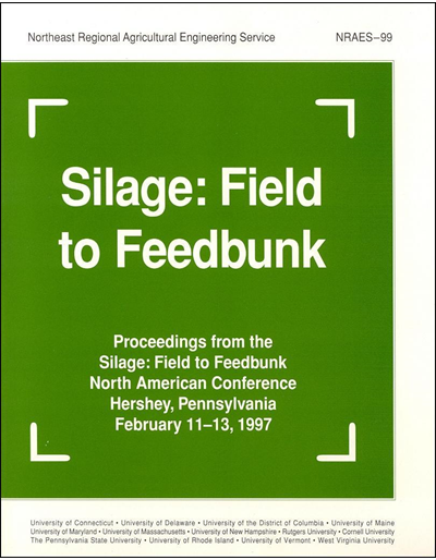 Silage: Field to Feedbunk