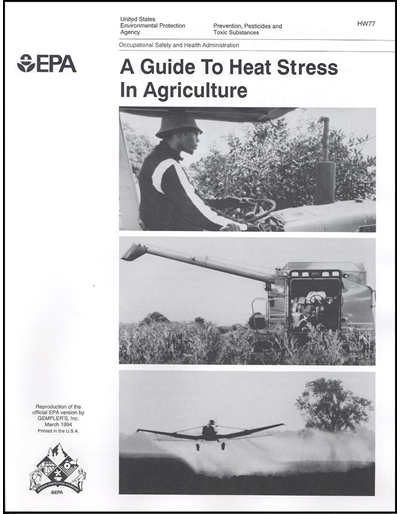 A Guide to Heat Stress in Agriculture