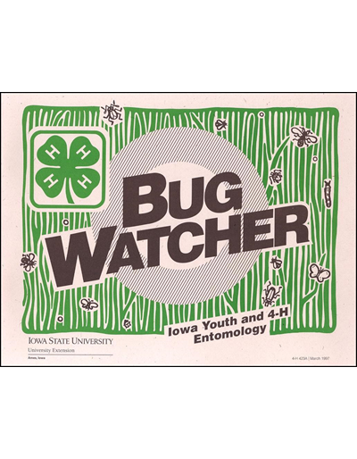 Bug Watcher -- Entomology Project Guide