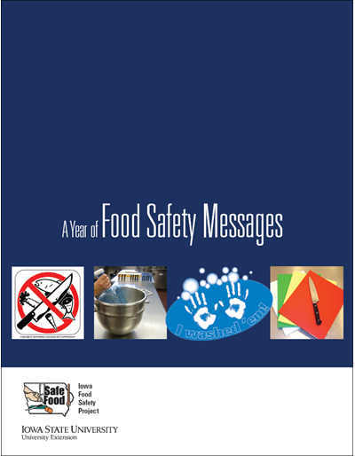 A Year of Food Safety Messages