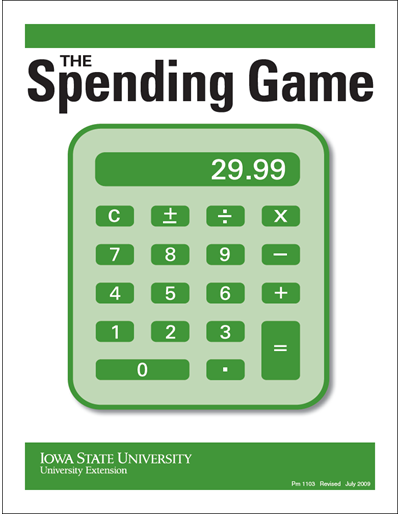 The Spending Game