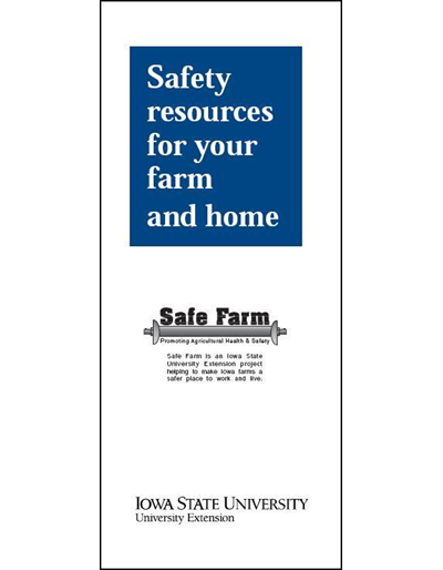 Safety Resources for Your Farm and Home