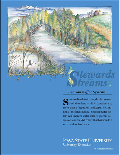 Riparian Buffer Systems -- Stewards of Our Streams