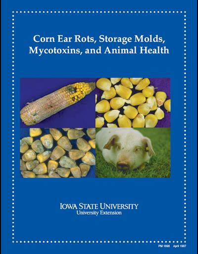 Corn Ear Rots, Storage Molds, Mycotoxins, and Animal Health