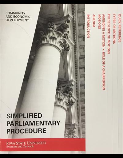 Simplified Parliamentary Procedure