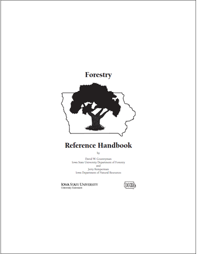 Forestry Reference Handbook