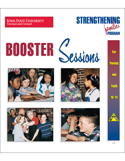 Strengthening Families Program: For Parents and Youth 10-14 - Booster Manual