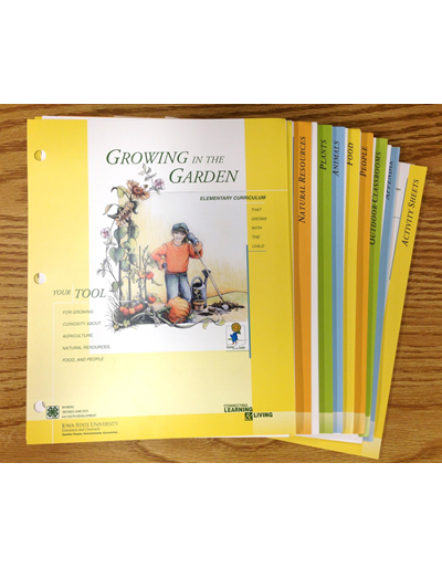 Growing in the Garden:  K-3 Curriculum