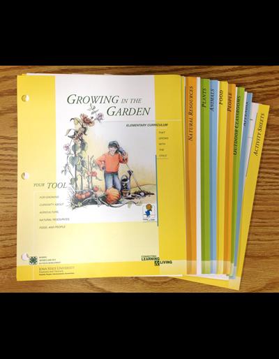 Growing in the Garden:  K-3 Curriculum