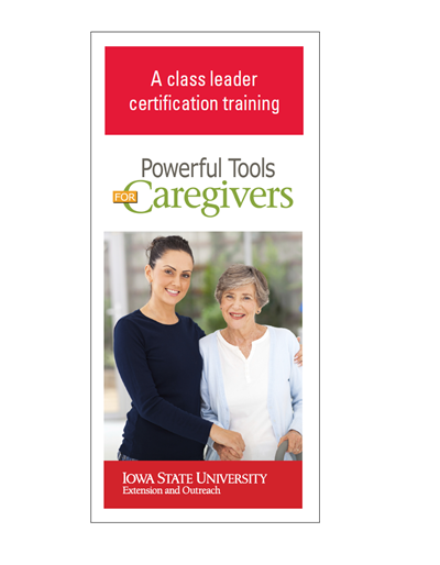 Powerful Tools for Caregivers - Class Leader Training Brochure