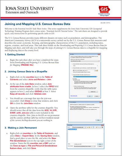 Joining And Mapping Us Census Bureau Data - Mapping-the-us-census