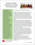 Federal and State Regulations on Selling Fermented Foods
